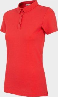 Dámské polo tričko Outhorn TSD622  Červená
