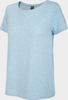 Dámské tričko 4F TSD307  Modrá