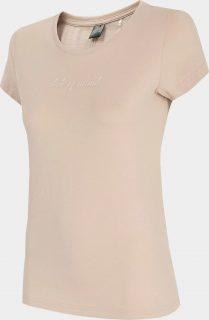Dámské tričko 4F TSD250  Růžová