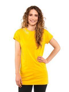 Horsefeathers JADA CITRUS dámské triko s krátkým rukávem – žlutá