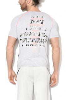 Dámské tričko U82A16JR00A – Guess šedá