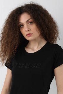 Dámské tričko O1GA05K8HM0 – JBLK černá – Guess černá