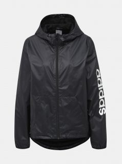 Černá dámská bunda adidas CORE