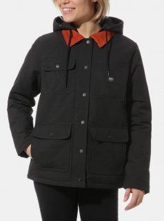 Černá dámská bunda VANS