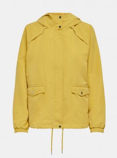 Žlutá bunda Jacqueline de Yong Hazel