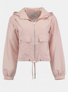 Růžová lehká bunda Haily´s