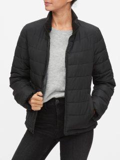 Černá dámská bunda GAP