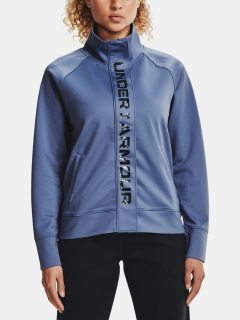 Bunda Under Armour Recover Tricot Jacket – modrá