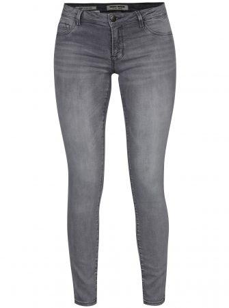9295cae1021 Světle šedé skinny džíny s nízkým pasem TALLY WEiJL - Dámské džíny