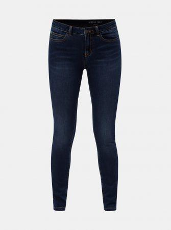 bba86e9991a Tmavě modré slim fit džíny Noisy May Lucy - Dámské džíny