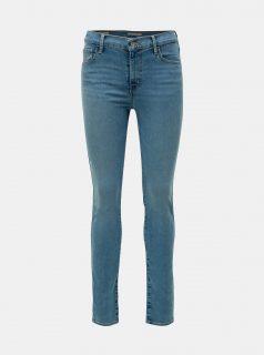 Modré dámské super skinny fit džíny Levi's® 720