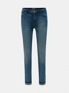 Modré dámské skinny fit džíny Tommy Hilfiger