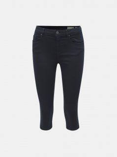 Tmavě modré 3/4 slim fit džíny VERO MODA Hot