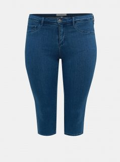 Modré 3/4 džíny ONLY CARMAKOMA Thunder