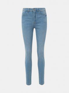 Světle modré skinny fit džíny Jacqueline de Yong Jona