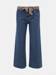 Modré zkrácené džíny ONLY Sonny