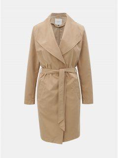 Béžový kabát Jacqueline de Yong Ida