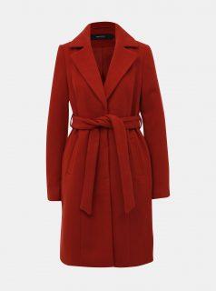 Cihlový kabát VERO MODA Calalyon