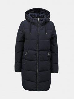 Černý prošívaný zimní kabát ONLY Dolly