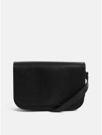 ad1e3f077eed Černá malá kožená crossbody kabelka BREE Cambridge 15 - Dámské kabelky