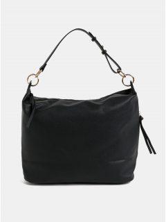 Černá velká kabelka se střapci Dorothy Perkins