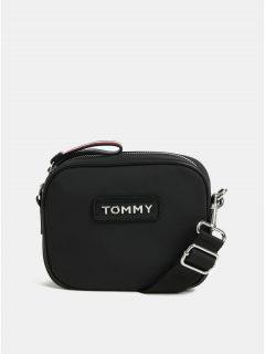 Černá crossbody kabelka Tommy Hilfiger