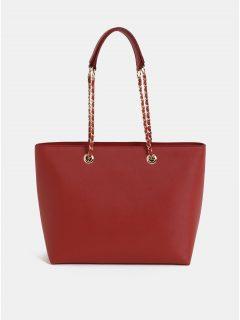 Červená crossbody kabelka Hampton - Dámské kabelky 0b09a4f9dde