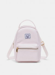 Růžová crossbody kabelka Herschel Supply