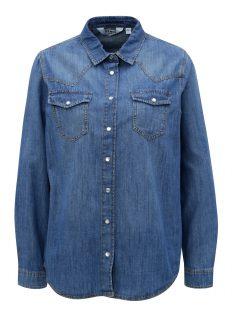 Modrá džínová košile Dorothy Perkins