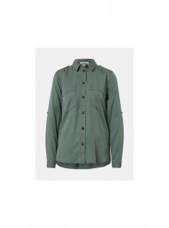 Zelená dámská košile Tom Tailor