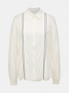 Bílá košile VILA Toran