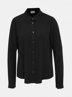 Černá košile VILA Jamille