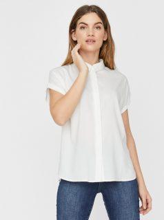 Bílá košile VERO MODA Tanya