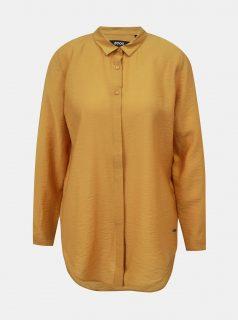 Hořčicová dámská košile ZOOT Bobie