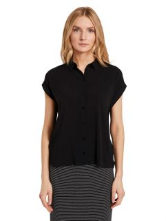 Černá dámská košile Tom Tailor