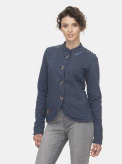 Modrá dámská mikina Ragwear