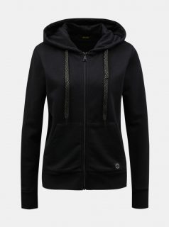 Černá dámská mikina s kapucí ZOOT Baseline Laura 2