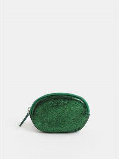 Zelená třpytivá peněženka na mince Cath Kidston