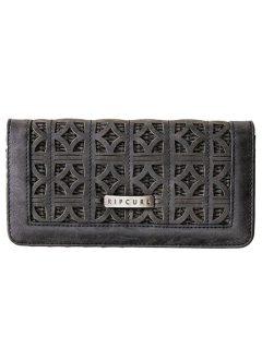 Rip Curl PALM SPRINGS black dámská značková peněženka – černá