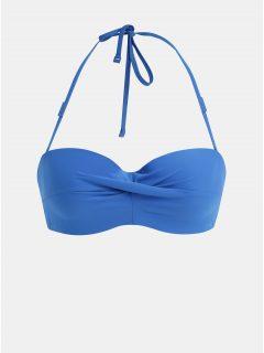 Modrý vrchní díl plavek Calvin Klein Underwear