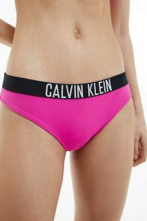 Calvin Klein růžový spodní díl plavek Classic Bikini