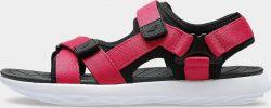 Dámské sandály 4F SAD201  Růžová