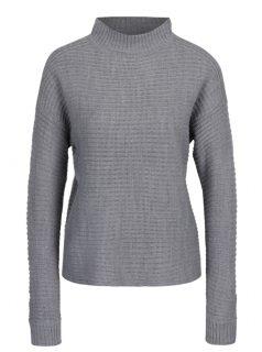 Šedý volný svetr Haily´s