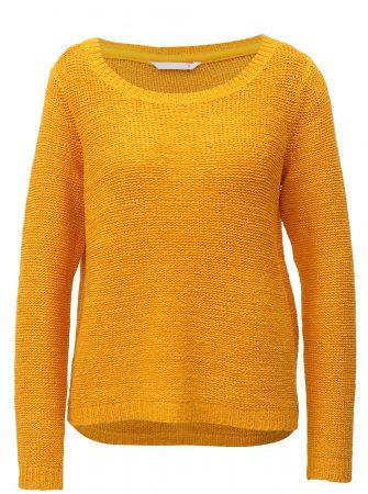 1843082a4c1f Hořčicový svetr ONLY Geena - Dámské svetry