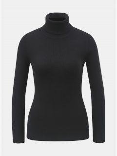 Černý svetr s rolákem ZOOT