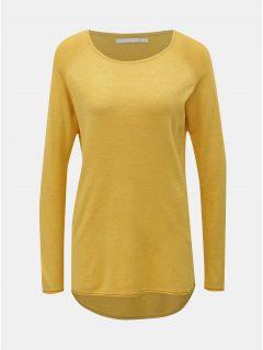 Žlutý lehký svetr ONLY Mila