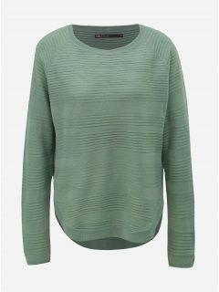 Zelený lehký svetr ONLY Caviar