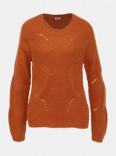 Oranžový svetr Jacqueline de Yong Daisy