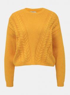 Žlutý svetr ONLY Sara