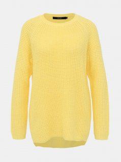 Žlutý svetr VERO MODA Leanna